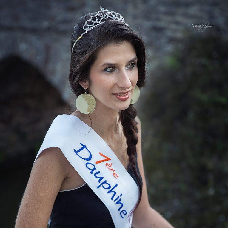 Alice , MISS HANDI BRETAGNE 2015 1ere dauphine MISS HANDI FRANCE 2015